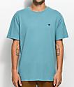 Diamond Supply Co Brilliant Slub camiseta azul
