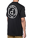 Diamond Supply Co College Seal camiseta negra