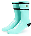 Diamond Supply Co High Stripe Crew Socks