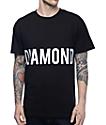 Diamond Supply Co Speedway camiseta negra