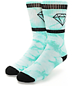Diamond Supply Co. Diamond Rock Sport calcetines en azul