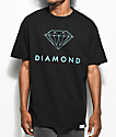 Diamond Supply Co. Futura Sign camiseta negra