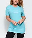 Diamond Supply Co. Mini OG Aqua T-Shirt