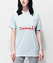 Diamond Supply Co. OG Sign Blue T-Shirt