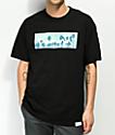 Diamond Supply Co. Palms Box Logo Black T-Shirt