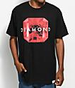 Diamond Supply Co. Rare Gem Black T-Shirt
