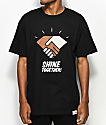 Diamond Supply Co. Shine Together camiseta negra