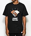 Diamond Supply Co. Shine Together camiseta negra