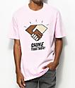 Diamond Supply Co. Shine Together camiseta rosa