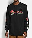 Diamond Supply Co. Snake OG Black Long Sleeve T-Shirt