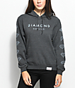 Diamond Supply Co. Stone Cut Charcoal Hoodie