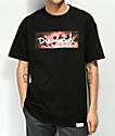 Diamond Supply Co. Sunset Palms Black T-Shirt