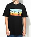 Diamond Supply Co. Twilight Black T-Shirt
