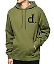 Diamond Supply Co. Un-Polo Green Hoodie