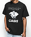 Diamond Supply Co. X Johnny Cash Diamonds In The Sky camiseta negra
