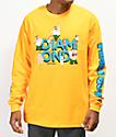 Diamond Supply Co. x Family Guy Yellow Long Sleeve T-Shirt
