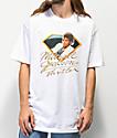 Diamond Supply Co. x Michael Jackson Thriller camiseta blanca