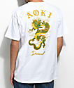 Diamond Supply Co. x Steve Aoki White T-Shirt