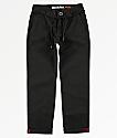 Dickies Boys Black Skinny Pants