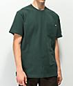 Dickies Hunting Green Heavyweight Pocket T-Shirt