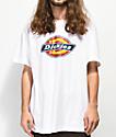Dickies Icon Horseshoe White T-Shirt