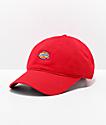 Dickies Red Strapback Hat