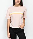 Dickies Tomboy Pink T-Shirt