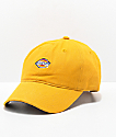 Dickies Yellow Strapback Hat