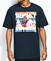 Dipset Anthem Navy T-Shirt