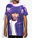 Dipset Camron Purple Haze Sublimated T-Shirt