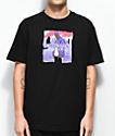 Dipset x Yung Lenox Purple Haze camiseta negra