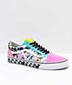 Disney by Vans Old Skool 80's Mickey Skate Shoes