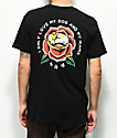Dog Limited Mama Black T-Shirt