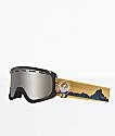 Dragon D1 OTG Realm Silver Ion gafas de snowboard