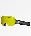 Dragon X1s Photochromic Echo Yellow Snowboard Goggles