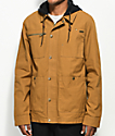 Dravus Blair Military Brown Jacket