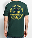 Dravus Misguided Grounds Green T-Shirt
