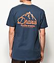Dravus Pinnacle camiseta azul marino