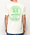 Dravus Surf Patrol Natural T-Shirt