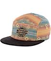 Dravus Vince 5 Panel Hat