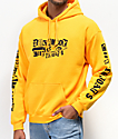 Dreamboy Cut Throats Yellow Hoodie