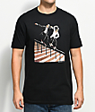 EVERYBODY Skates Rail Jam Black T-Shirt