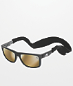 Electric  X Sketchy Tank Swingarm XL Gold V.2 Sunglasses