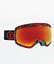 Electric EG2.5 Rosa & Brose Red Chrome Snowboard Goggles