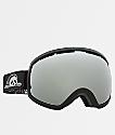 Electric x Sketchy Tank EG2 Black Silver Chrome Snowboard Goggles