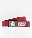 Element Beyond Brick Red Belt