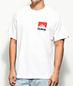 Element Crest White T-Shirt