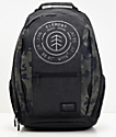 Element Mohave Bark mochila de camuflaje negro