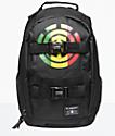 Element Mohave Black Rasta 30L Backpack