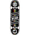 "Element Nyjah Sonic 7.7"" Complete Skateboard"